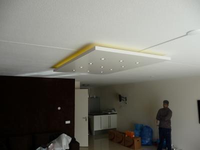 Zwevend Plafond Maken